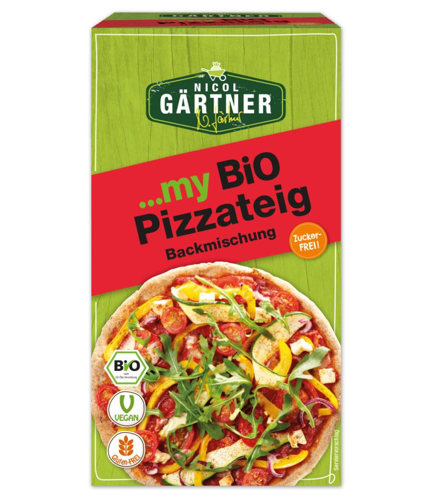 Packaging Pizza - Nicol Gärtner